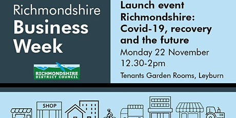 Richmondshire: Covid-19, recovery and the future tickets