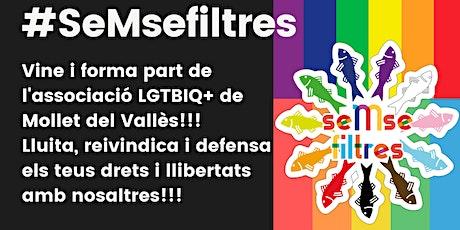 Presentació de #seMsefiltres Mollet LGTBIQ+ entradas
