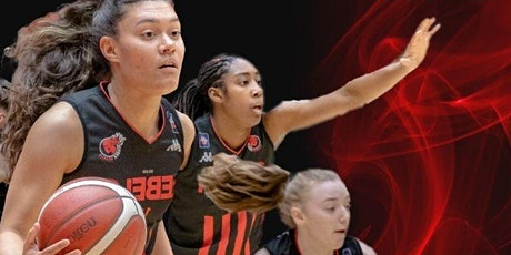 Women v Leicester Riders tickets