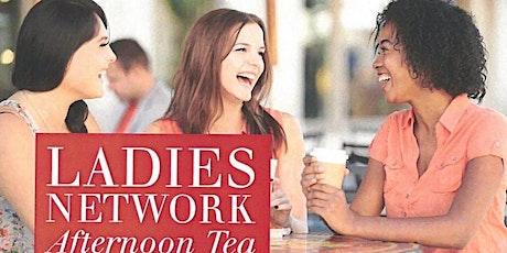 Josiah Hincks Ladies Network Afternoon Tea – Market Harborough tickets