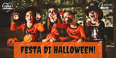 Weekend in Fattoria: Festa di Halloween biglietti