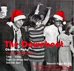 The Downbeat Mod Club's Christmas Party! tickets