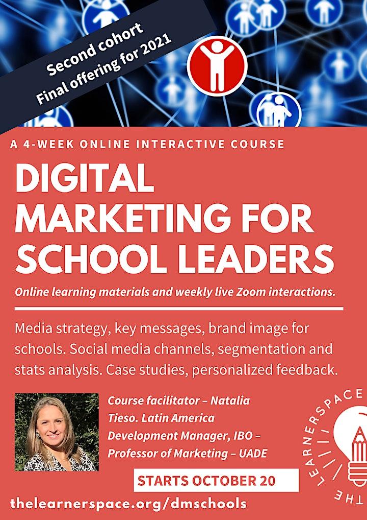 Digital Marketing for Schools - 2nd Edition image