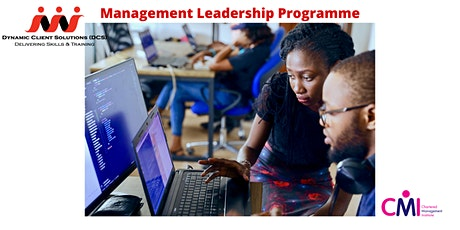 CMI Level 4 Management and Leadership Programme tickets