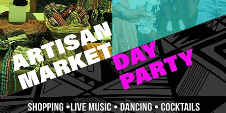 Artisan Market & Day Party  - Stash Market tickets