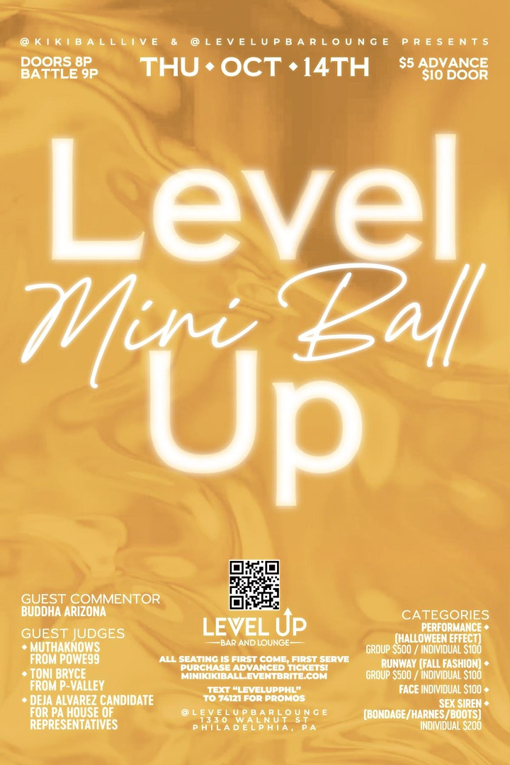 Level Up's KiKi Mini Ball image