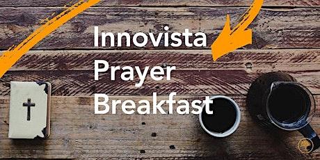Innovista morning prayer tickets