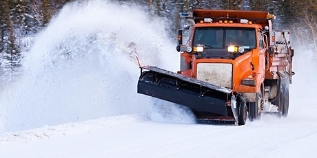 Snow Plow Operations, Tuesday, November 30, 2021 tickets