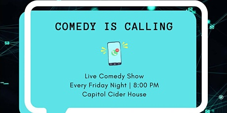 COMEDY SHOW: Comedy is Calling tickets