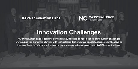 AARP Innovation Labs' Innovation Challenges tickets