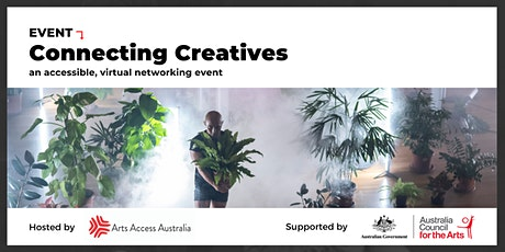 Connecting Creatives: An accessible, virtual networking event tickets