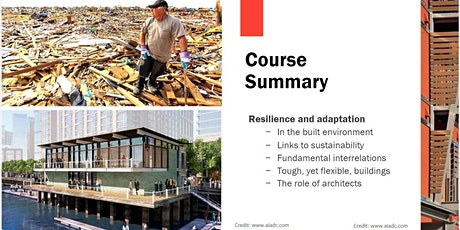 AIAU's Resilience and Adaptation - Course 1 - An Introduction tickets