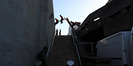 LONDON PARKOUR PROJECT - YOUTH PARKOUR TASTER CLASS  - ppc tickets