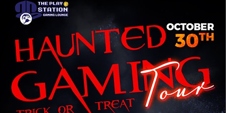 Haunted Gaming Trick or Treat Tour tickets