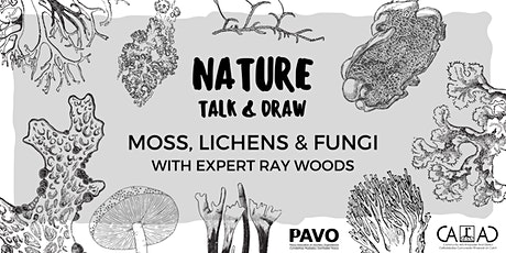 Nature Talk and Draw - Fungi tickets