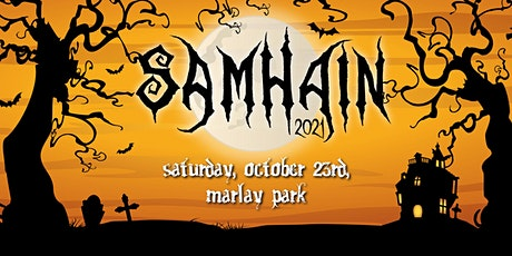 SAMHAIN - Saturday October 23rd - 7pm tickets