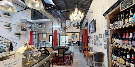 Invitation - Visite de L'Office Coffee en mode sucré ou salé ;) billets