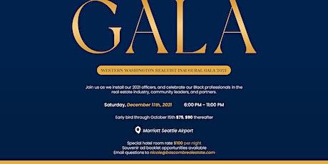 Western Washington Realtist Inaugural Gala 2021 tickets