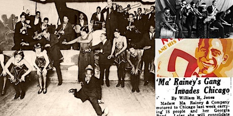 'History of Jazz in Chicago, Part II: Yonder Come the Blues' Webinar tickets