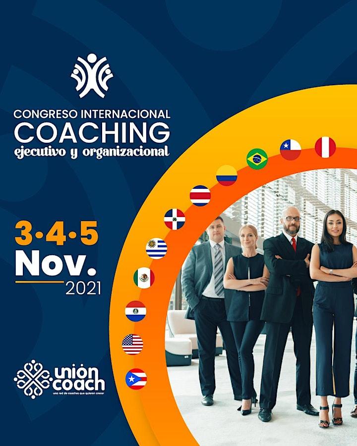 Congreso Internacional de Coaching Ejecutivo y Organizacional image