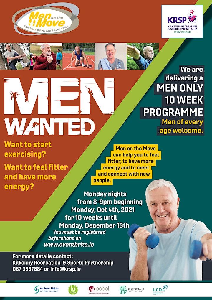 Men on the Move Kilkenny image