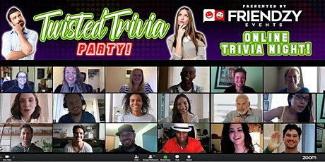 Twisted Trivia tickets