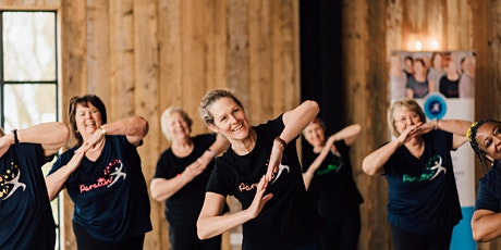 Fastfiona's Terrific Tuesday Wellbeing and Health Fitness Class tickets