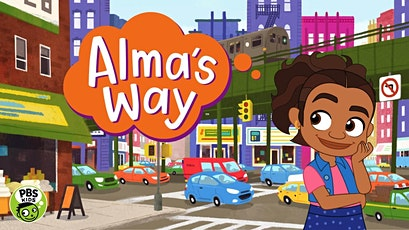ideaKids Online: Virtual Viewing Featuring Alma's Way tickets