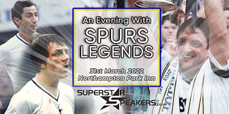 An Evening with Tottenham Legends tickets