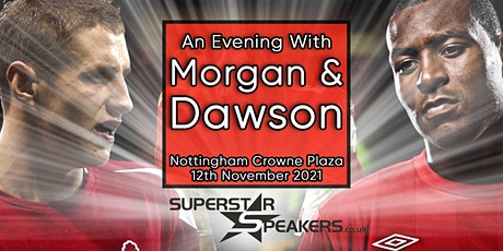 An Evening with Wes Morgan & Michael Dawson tickets