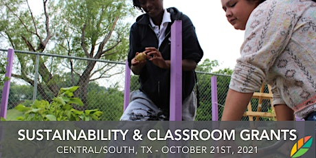 EcoRise: Sustainability & Classroom Grants: Central/South TX tickets