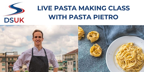 Launch of DSUK Alpine Lunch: Live pasta making class with Pasta Pietro tickets