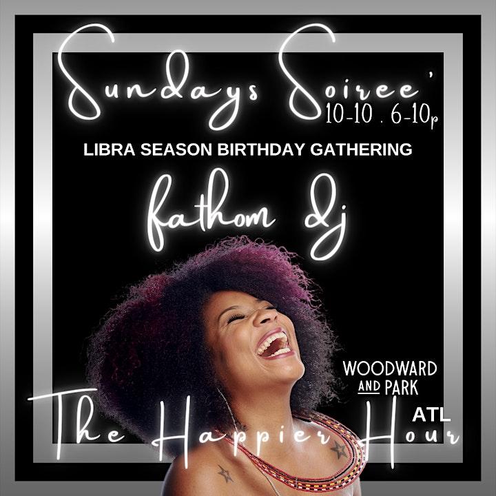Libra Season Birthday Gathering image