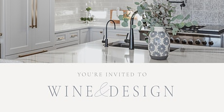 Wine & Design: The Renovation & Design Process Explained tickets