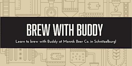 Brew with Buddy tickets