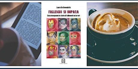 Caffè con libro al bistrot Gilda biglietti