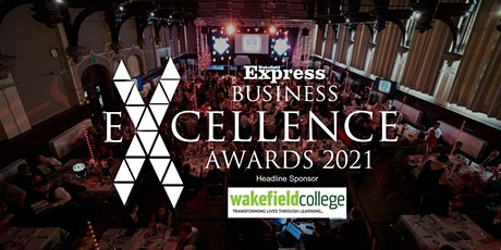 Wakefield Business Excellence Awards 2021 tickets