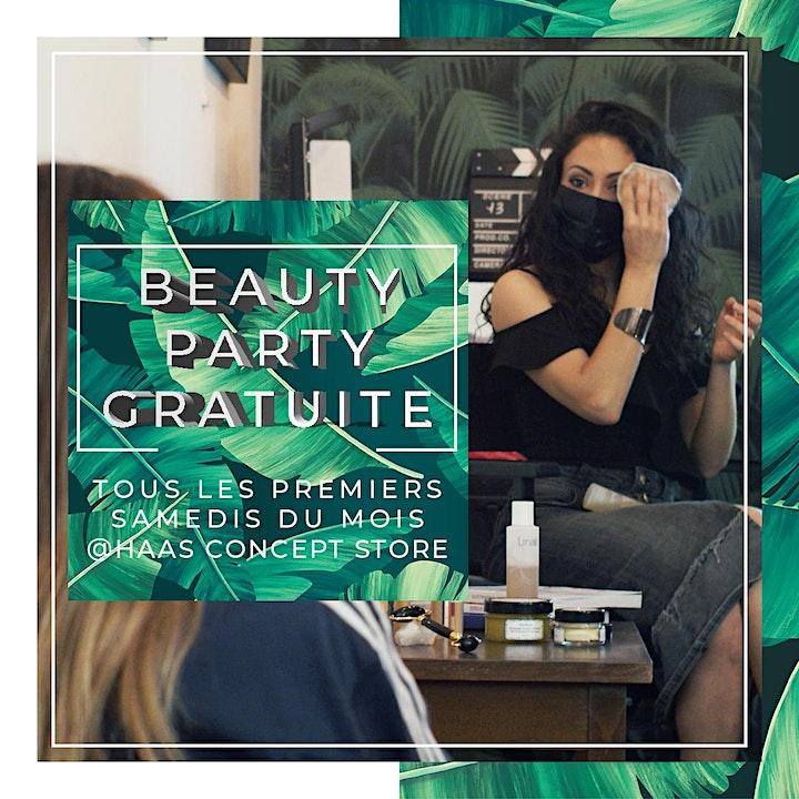 Image pour Beauty Party Gratuite