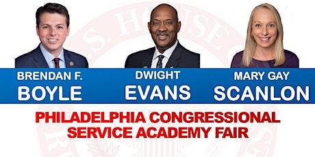 Philadelphia Virtual Congressional Service Academy Fair tickets