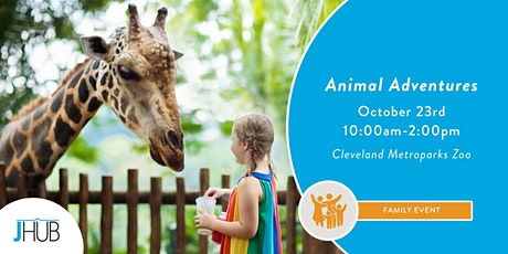 Zoo Adventures with jHUB tickets