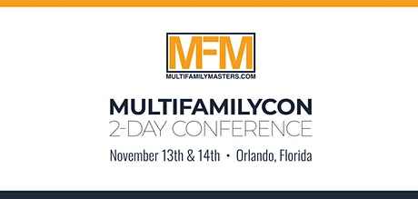 MultifamilyCon presented by Multifamily Masters tickets