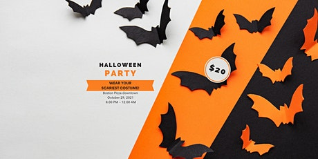 Howl-O-Ween Party tickets
