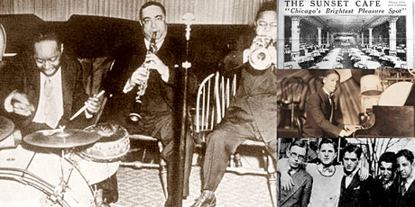 'History of Jazz in Chicago, Part III: Stompin' Em Down' Webinar tickets