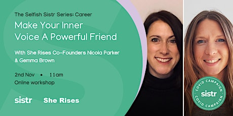 Make Your Inner Voice A Powerful Friend tickets