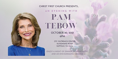 An Evening with Pam Tebow tickets