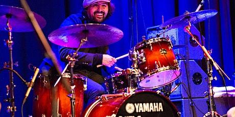 Concert  et Jam Blues, Karim Bouazza Batteur Paris billets