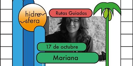 HIDROSFERA FESTIVAL, RUTA GUIADA POR JOVER + MARIANA entradas