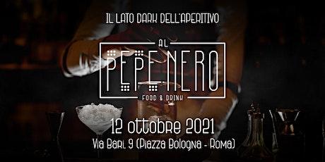 """Inaugurazione """"Al Pepe Nero"""" biglietti"""