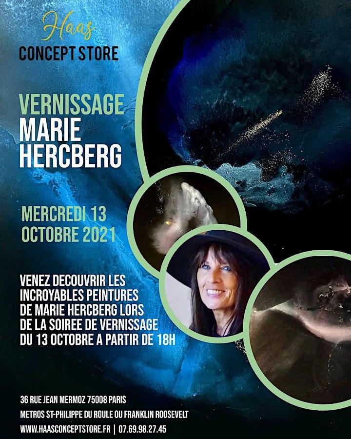 Image pour Vernissage Marie Hercberg