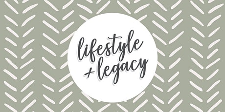 Lifestyle and Legacy: The Wellness Blueprint tickets